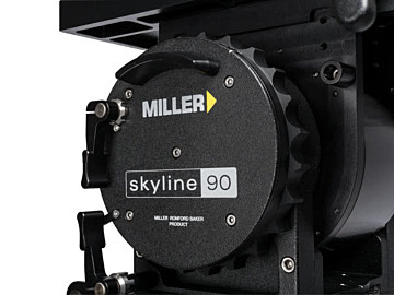 Skyline 90 OB System Debut at NAB 2017
