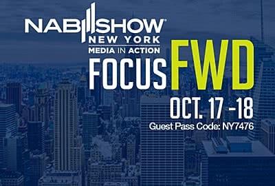 NAB NY | 17-18 October | New York