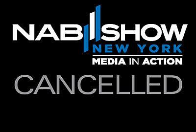 NAB Show New York | October 21-22, 2020