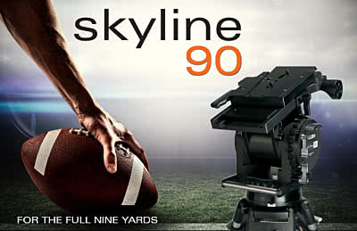 Skyline 90 OB System Debut at NAB 2017