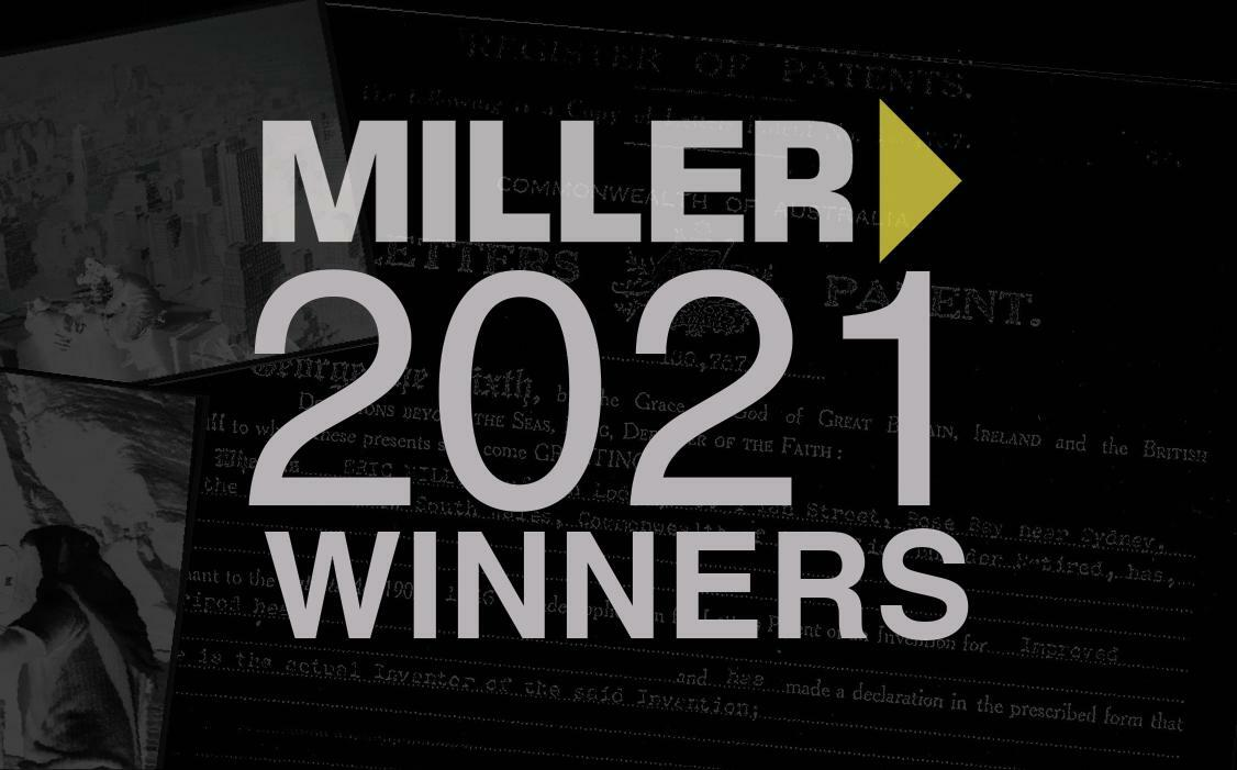 Winners of 2021 Miller Survey Competition