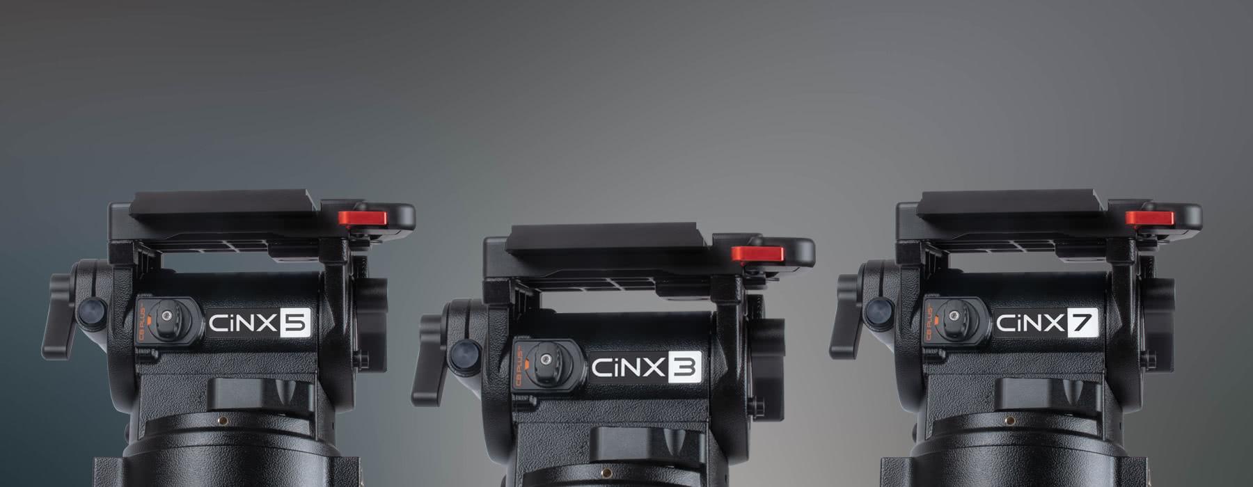 NEW CiNX Series