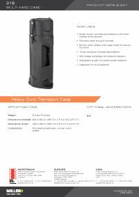318 Multi Hard Case