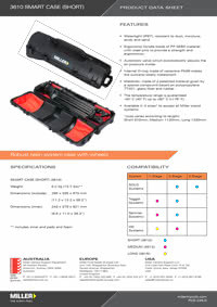 3610 Smart Case (Short)
