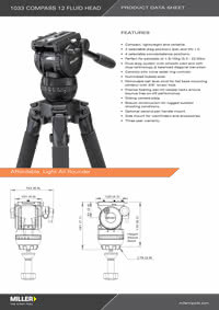 System Compass 12 Product Data Sheet