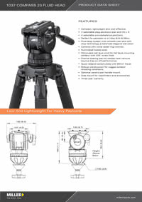 System Compass 23 Product Data Sheet