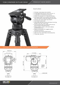 System Compass 25 Product Data Sheet